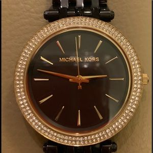 Michael Kors Darci watch, never worn!